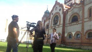 Preserving Europe's Cultural Heritage: Restoring Subotica's Sinagogue
